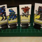 Six designs