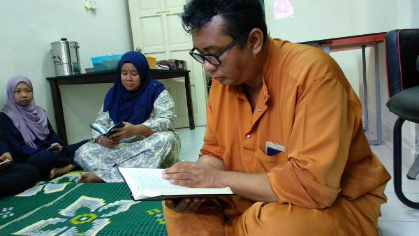I read Surah al-Kahfi