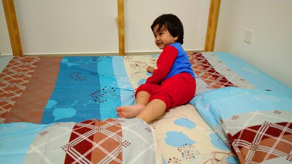 Nia the mattress roller