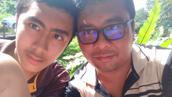 Irfan and I