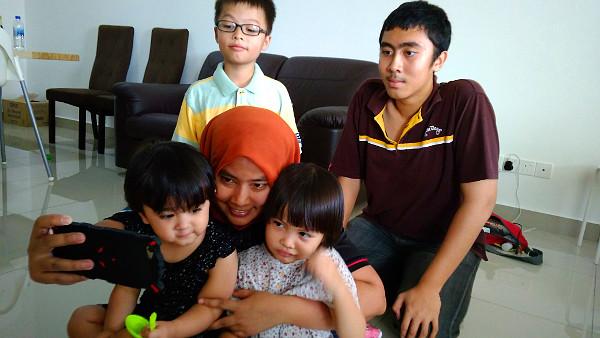 Ciksu imprisons nieces and nephews