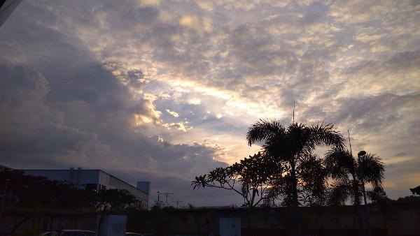 Skies of Sungai Petani