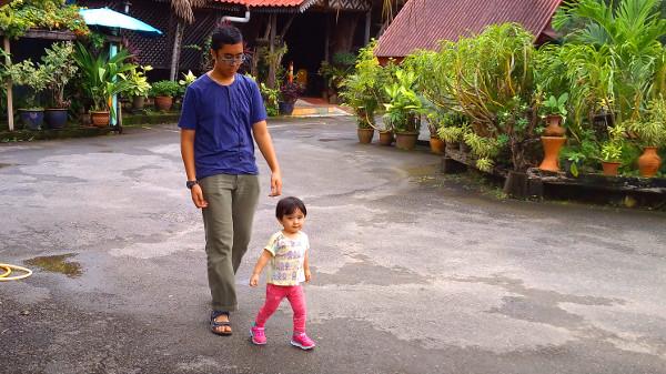 Irfan guards Nia