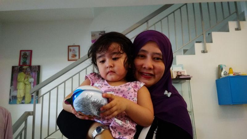 Nia and Ain