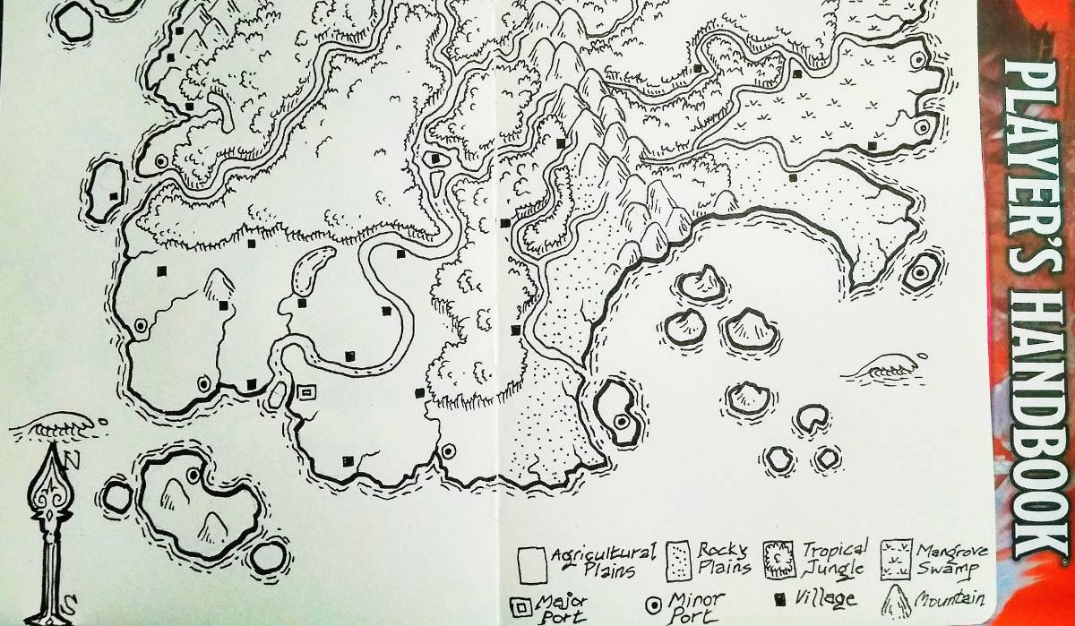Gamelan Sakti Map