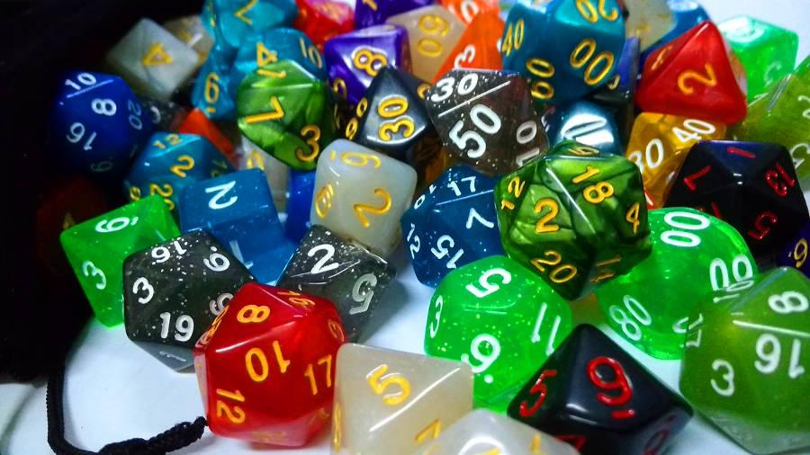Loads of dice