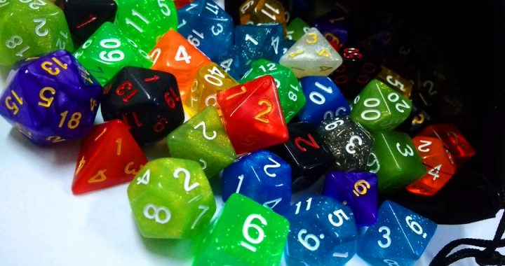 The dice bounty