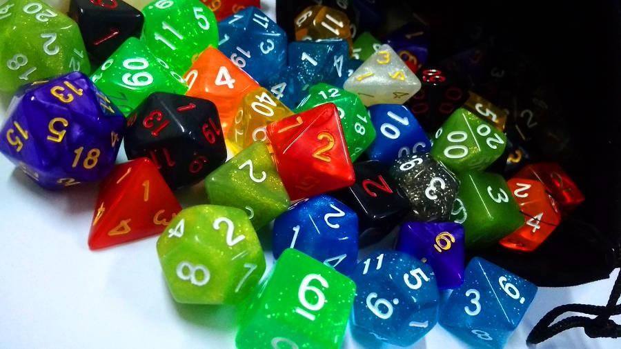 The dice bounty