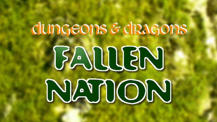 Fallen Nation title card