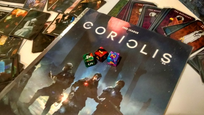 Coriolis core book