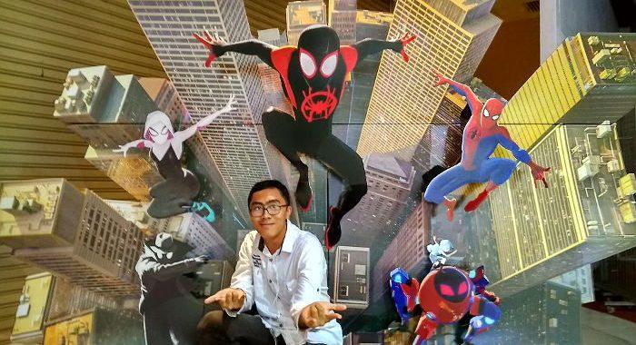 Spider-Irfan