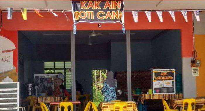 Kak Ain's eatery
