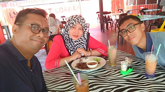 Brunch in Kangar