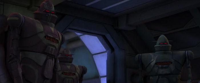IG-RM enforcer droids