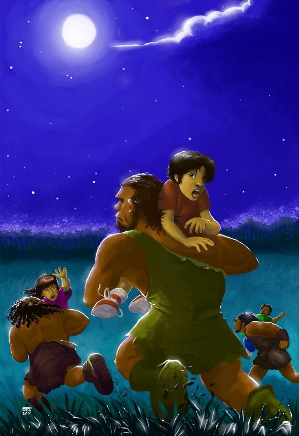 Neanderthals!