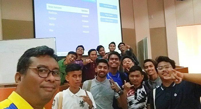 Class ends