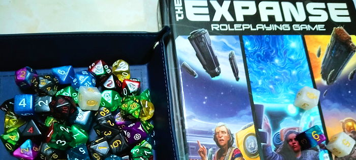 The Expanse RPG