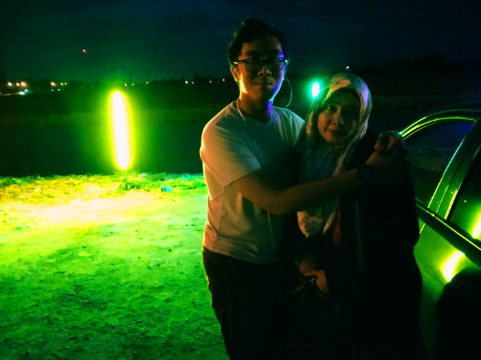 Irfan and Ummi