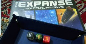 The Expanse with 3d6