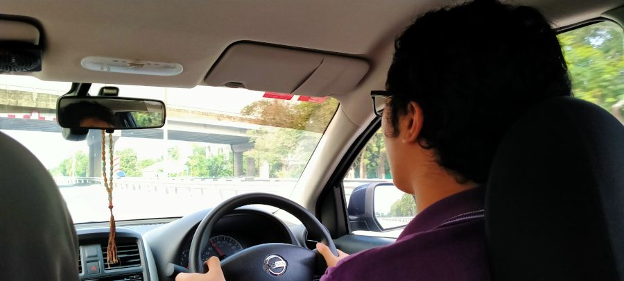 Irfan the Driver
