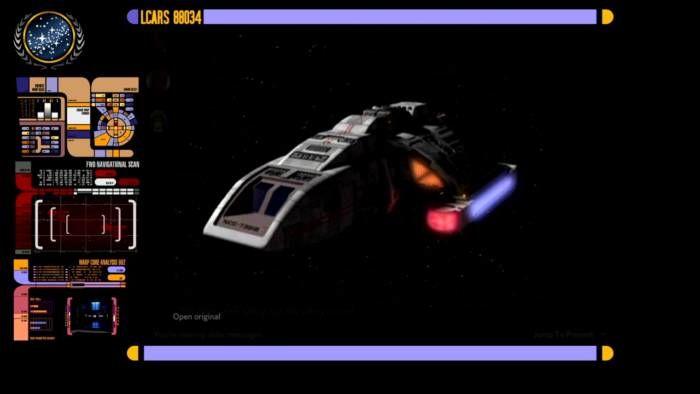 The USS Segura