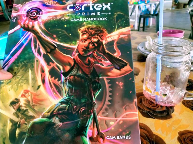Cover of Cortex Prime