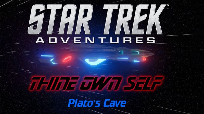 Thine Own Self episode 6 Plato's Cave, part 1