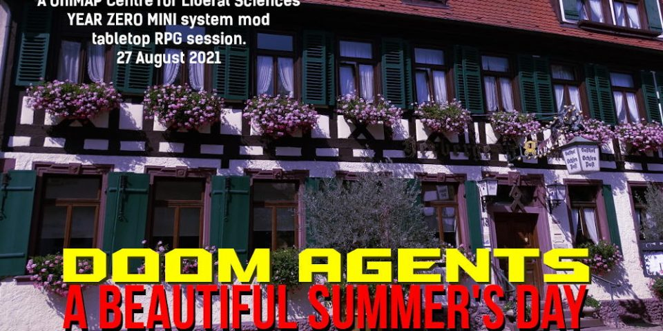 Doom Agents: A Beautiful Summer's Day